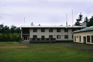 Budovy a okolí